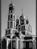 1 Церковь с высокой колокольней