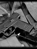 13 Пистолет