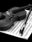 1 Скрипка и ноты