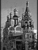 2 Церковь с колокольней