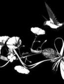 28 Цветы с голубями