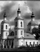 40 Церковь две башни