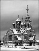50 Храм зимой
