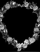 68 Венок из роз