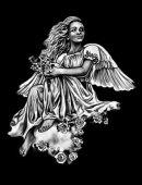 21 Ангел На Облачке
