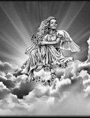 22 Ангел в небе