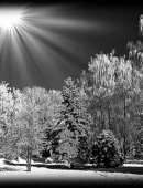 36   Красивый Зимний Пейзаж