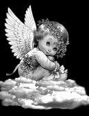4 Ангелок На Облачке