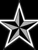 4 Звезда Серая