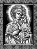 5 Икона Богородица