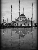 5 Мечеть Грозный