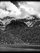 54  Озера Рицца Кавказ