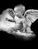 81 Мальчик в облаке